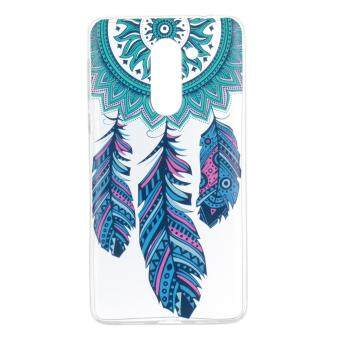 Harga Fashion Style Colorful Painted Colorful TPU Case Back Cover Protector Skin for Huawei Honor 6X