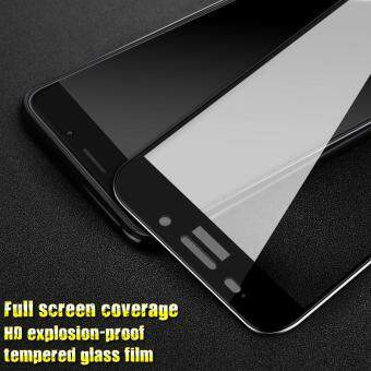 Harga IMAK HD Full Coverage Tempered Glass Screen Protector for Asus Zenfone 3s Max ZC521TL - Black