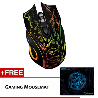 Harga Alcatroz X-Craft Quantum Z7000 Gaming Mouse