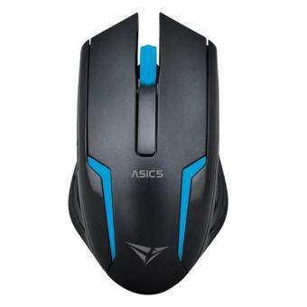 Harga Alcatroz Asic 5 USB Mouse (BLK-BLUE) WIRED