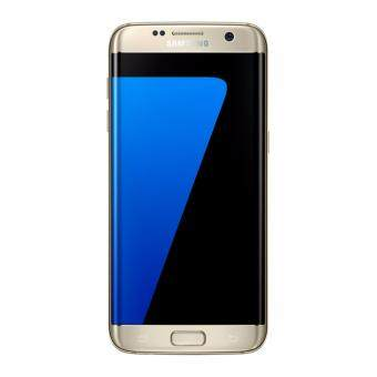 Harga Samsung Galaxy S7 Edge 32GB (Gold Platinum) - Official Samsung Warranty