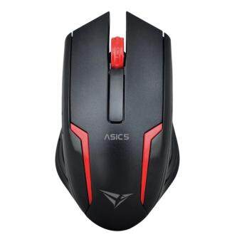 Harga Alcatroz Asic 5 USB Mouse (BLK-RED) WIRED
