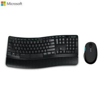 Harga Microsoft Sculpt Comfort Desktop Wireless