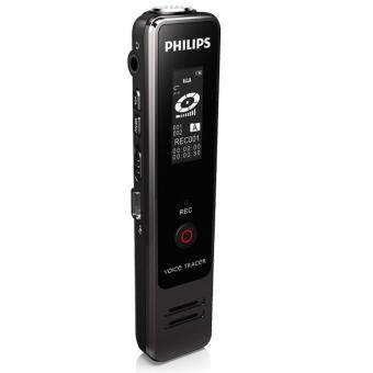 Harga Philips VTR5100 Voice Tracer Digital Recorder with 8GB Internal Memory