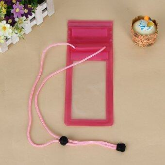 Harga SmartPhone Waterproof Pouch B (Pink)