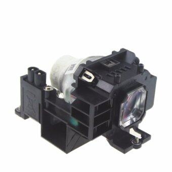 Harga NP15LP Replacement Lamp with Housing for NEC Projectors