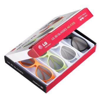 Harga LG Party Pack 3D Glasses AG-F315AL