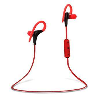 Harga High Quality Sport Wireless Earphone Headphones Bluetooth 4.1 Headset To Ear Earpiece Sport Running Stereo With Microphone Sports Earphone