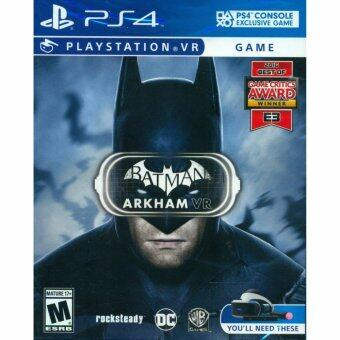 Harga Batman: Arkham VR [PS4]