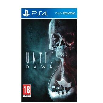 Harga PS4 Until Dawn R1/ALL