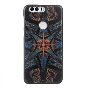 Harga Soft TPU 3D Embossed Painting Cover Case For Huawei Honor 8(Magic star)