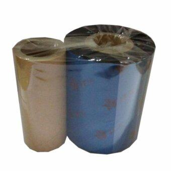 Harga TTR Thermal Transfer Barcode Ribbon 90mm x 300m *5rolls (Black)