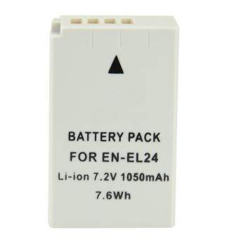 Harga High Capacity Replacement Battery For Nikon EN-EL24 Compatible for Nikon 1 J5