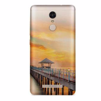 Harga MISSCASE TPU silicone soft case for Xiaomi Redmi note 3/redmi note 3 pro protection case Beautiful scenery series