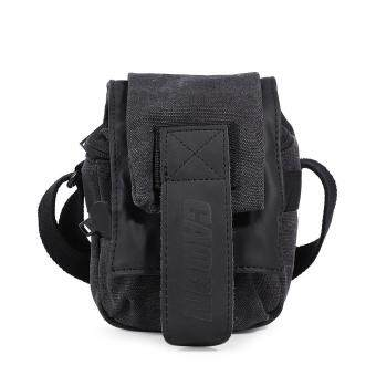Harga CADEN M40 DSLR Waterproof Photography Shoulder Bag (Black)