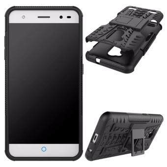 Harga TPU + PC Armor Hybrid Case Cover for ZTE Blade V7 Lite / V6 Plus