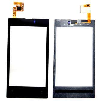 Harga For Nokia Lumia 525 526 Touch screen with digitizer Glass lens Repalcement+tools+sticker