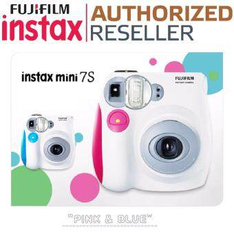Harga Fujifilm Instax Mini 7s Camera Polaroid (ORIGINAL)