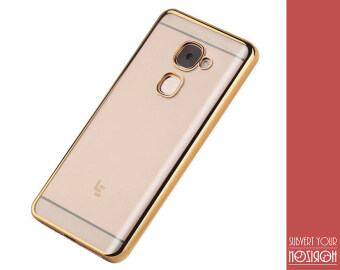Harga NOZIROH LeEco Le 3 Pro Pro3 TPU Cover High Performance Silicon Phone Case Color Color Gold