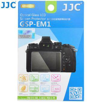 Harga JJC GSP-EM1 Optical Glass LCD Screen Protector for OLYMPUS E-M1, E-M1 Mark II, E-M10, E-M10 MARK II, PEN-F, E-P5 E-PL7, E-M5 MARK II