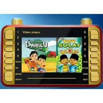 Harga MP4 player kids learning