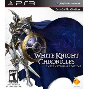 Harga Refurbished PS3 White Knight Chronicles International Edition
