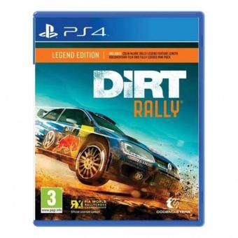 Harga Sony PS4 Game Dirt Rally Legend Edition Fully Loaded Ford And Mini Packs Playstation 4 (Original)