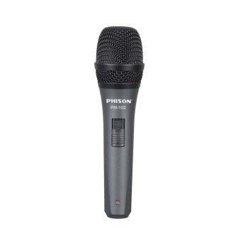 Harga Phison Microphone PMP-102 (Wired 4m / Dynamic) Vocal & Professional