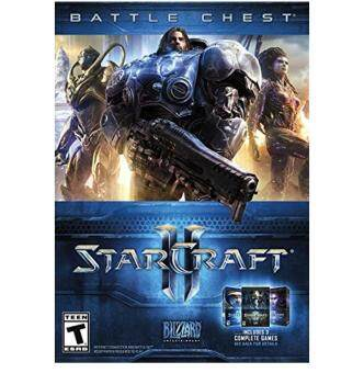 Harga Starcraft II Battle Chest - PC Standard Edition