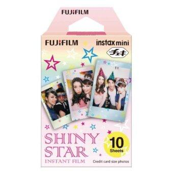 Harga Fujifilm Instax Mini Shiny Star Film (10pcs)