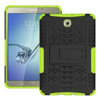 Harga Moonmini Shockproof Case with Kickstand for Samsung Galaxy Tab S2 8.0 T710 (Green)