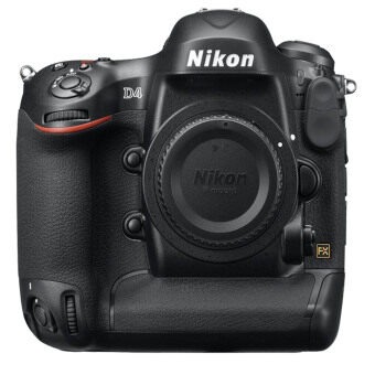 Harga Nikon D4 Body Only Warranty By Nikon Malaysia 16.2MP FX Full Frame Camera Body