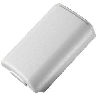Harga Microsoft Xb360 Wireless Controller Battery Cover-White