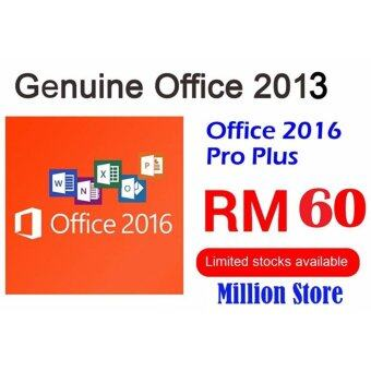 Harga Microsoft Office 2013 Professional Plus
