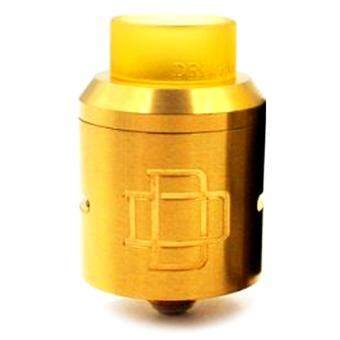 Harga Super Fast Marketing - Augvape Druga Rda (GOLD) For Vape And Electronic Cigarettes