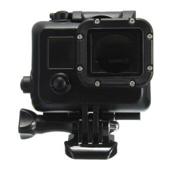 Harga MADPRO Blackout Underwater Waterproof Dive Housing Case Cover For GoPro HD Hero 4 3+ 3