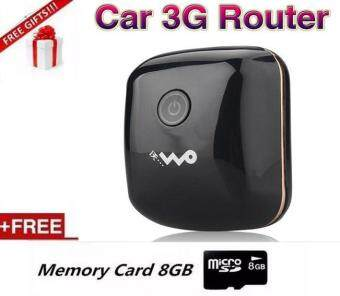 Harga 3G Mifi Modem Car Wifi Router Mini Wireless Routers Unlock Modem with SIM Card Slot