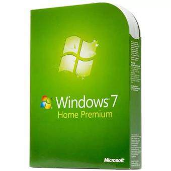 Harga Microsoft Windows 7 Home Unlimited Reinstall