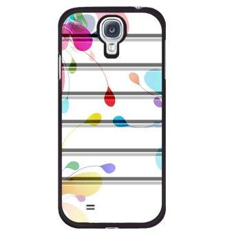 Harga Y&M Cell Phone Case For Samsung Galaxy Mega 6.3 Simple Style Printed Cover (Multicolor)