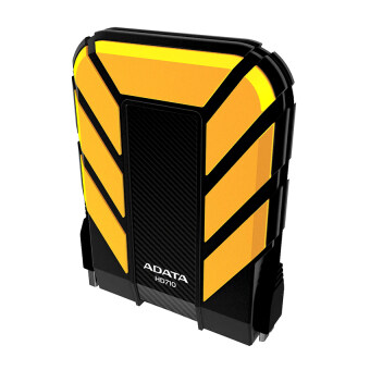 Harga ADATA HD710 1TB USB 3.0 Ruggedized Portable Hard Drive (Yellow)