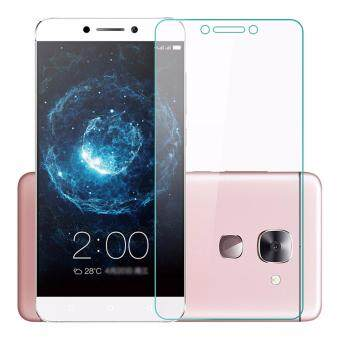 Harga Makibes Tempered Glass For LeTV LeEco Le Max 2/2 PRO 0.33mm Arc Egde Glass Film Screen Protector - Transparent
