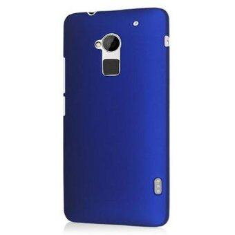 Harga Pc Back Cover for HTC One Max T6 (Dark Blue)