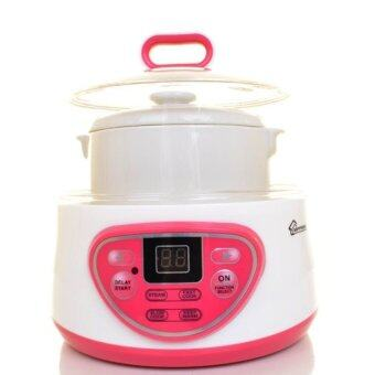 Harga Creative Idea Home - 3 in 1 Multifuntion Electric Double Boiler