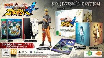 Harga Naruto Shippuden: Ultimate Ninja Storm 4 Collector's Edition (PS4)