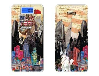 Harga Pineng PN999 powerbank sticker - Newyork