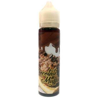 Harga Super Fast Marketing - Wolfgang Chocolate Muffin 60ml E-liquid For Vape And Electronic Cigarettes 0mg