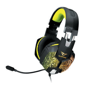 Harga Alcatroz X-Craft HP5000 Stereo Gaming Headset