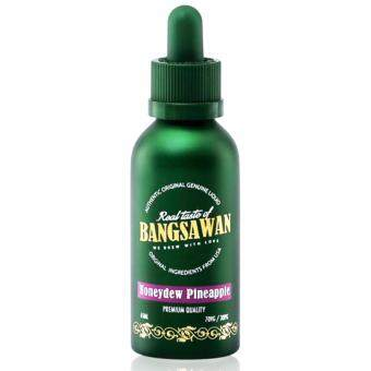 Harga SUPER FAST MARKETING-Bangsawan Honeydew Pineapple 65ML E-liquid For Vape And Electronic Cigarettes 0Mg