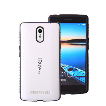 Harga Iface Shockproof Case for Oppo Find 7 (White)