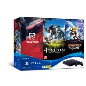 Harga Playstation 4 Slim Hits Bundle (Sony Malaysia Official Product)
